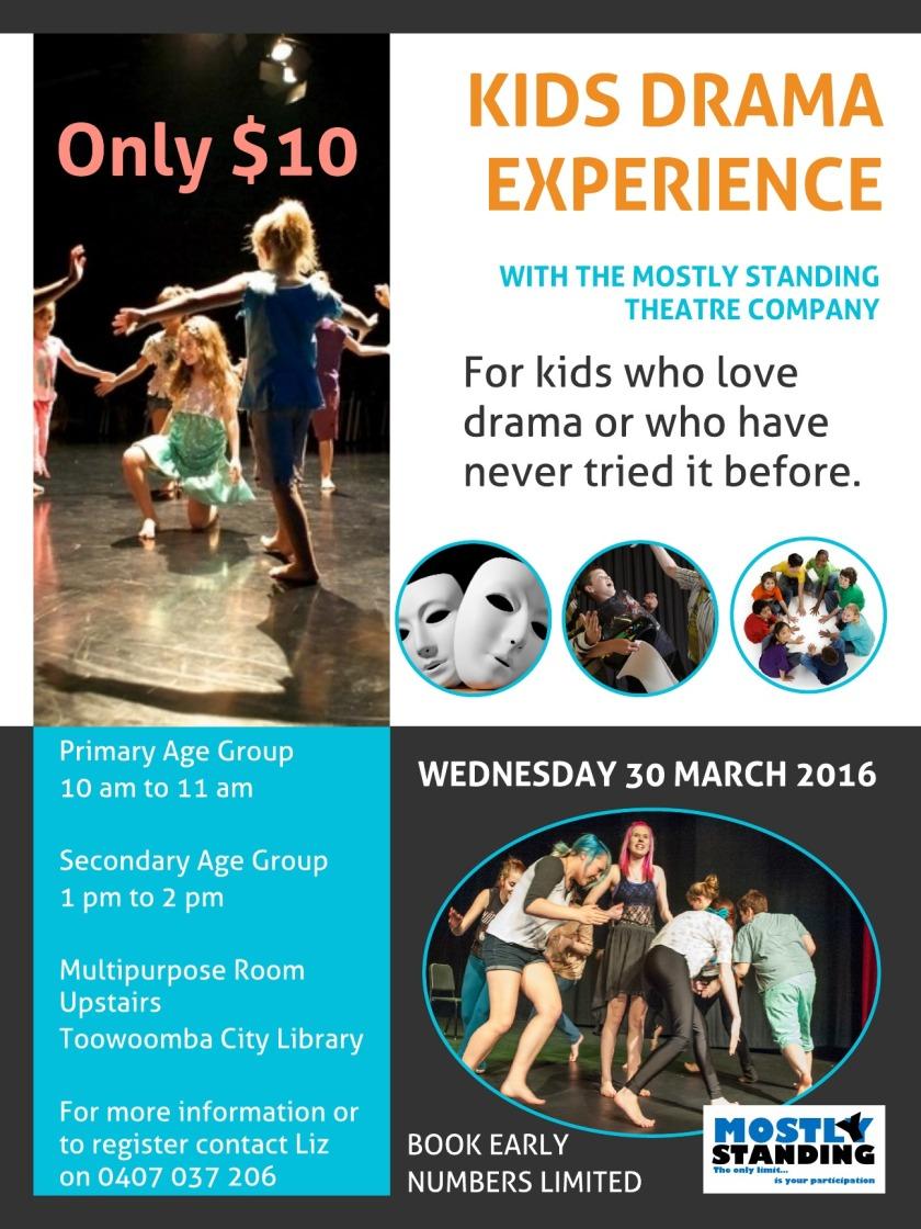 Kids Drama Experience